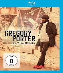 Gregory Porter (geb. 1971): Live In Berlin 2016, Blu-ray Disc