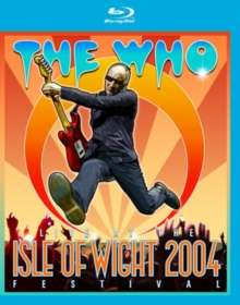 The Who: Live At The Isle Of Wight Festival 2004, Blu-ray Disc