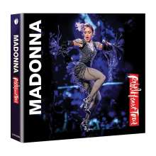 Madonna: Rebel Heart Tour 2016, 1 CD und 1 Blu-ray Disc