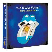 The Rolling Stones: Bridges To Buenos Aires (SD Blu-ray), 2 CDs und 1 Blu-ray Disc