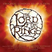 Musical: The Lord Of The Rings - Original London Production, 1 CD und 1 DVD-Audio