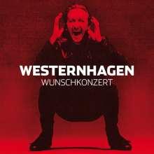 Westernhagen: Wunschkonzert, 1 CD und 1 DVD