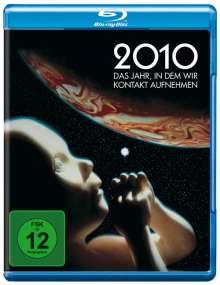 2010 - Das Jahr, in dem wir Kontakt aufnehmen (Blu-ray), Blu-ray Disc