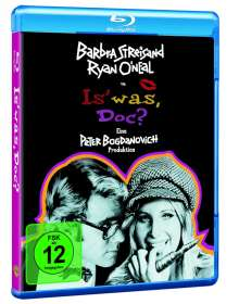 Is' was, Doc? (Blu-ray), Blu-ray Disc