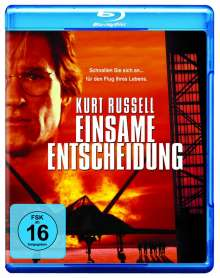 Einsame Entscheidung (Blu-ray), Blu-ray Disc