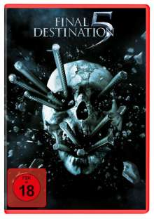 Final Destination 5, DVD