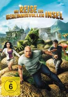 Die Reise zur geheimnisvollen Insel, DVD