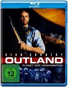 Outland (Blu-ray), Blu-ray Disc