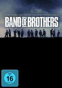 Band of Brothers, 6 DVDs