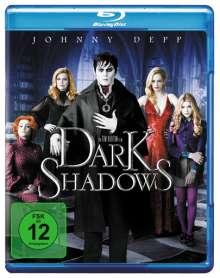 Dark Shadows (2012) (Blu-ray), Blu-ray Disc