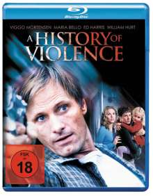 A History Of Violence (Blu-ray), Blu-ray Disc