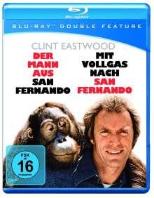 Der Mann aus San Fernando / Mit Vollgas nach San Fernando (Blu-ray), Blu-ray Disc