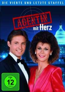 Agentin mit Herz Season 4 (finale Staffel), 5 DVDs