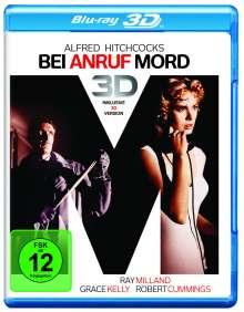 Bei Anruf Mord (3D Blu-ray), Blu-ray Disc