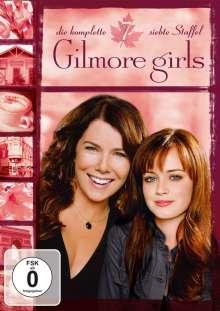 Gilmore Girls Season 7, 6 DVDs