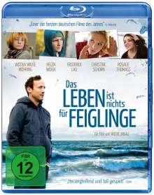 Das Leben ist nichts für Feiglinge (Blu-ray), Blu-ray Disc