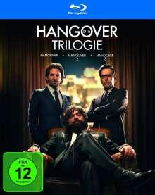 Hangover 1-3 (Die Trilogie) (Blu-ray), Blu-ray Disc