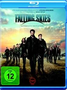 Falling Skies Season 2 (Blu-ray), 2 Blu-ray Discs