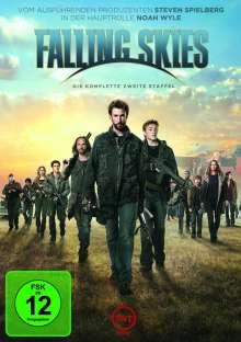 Falling Skies Season 2, 3 DVDs