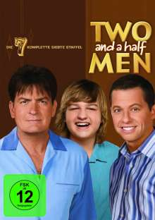 Two And A Half Men Season 7, 4 DVDs