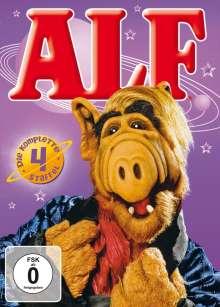 Alf Season 4, 4 DVDs