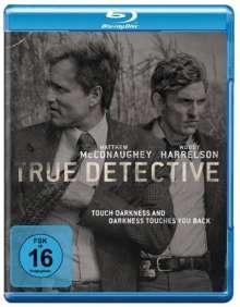 True Detective Season 1 (Blu-ray), 3 Blu-ray Discs