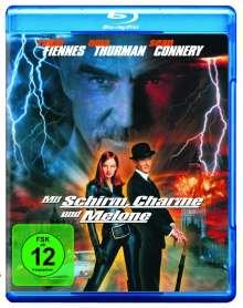 Mit Schirm, Charme und Melone (Blu-ray), Blu-ray Disc