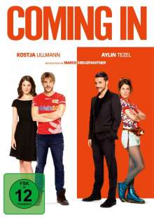 Coming In, DVD