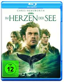 Im Herzen der See (Blu-ray), Blu-ray Disc