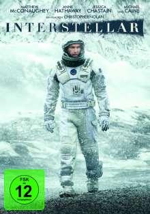 Interstellar, DVD