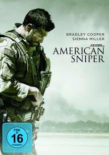 American Sniper, DVD