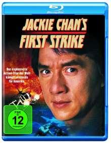 Jackie Chans Erstschlag (Blu-ray), Blu-ray Disc