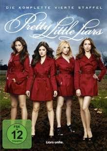 Pretty Little Liars Staffel 4, 5 DVDs