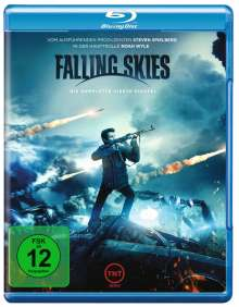Falling Skies Season 4 (Blu-ray), 2 Blu-ray Discs