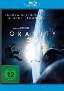Gravity (3D Blu-ray), Blu-ray Disc