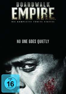 Boardwalk Empire Season 5 (finale Staffel), 3 DVDs