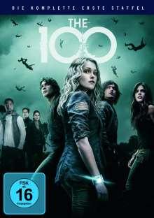 The 100 Staffel 1, 3 DVDs