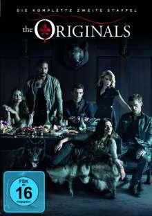 The Originals Staffel 2, 5 DVDs
