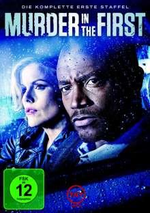 Murder in the First Season 1, 3 DVDs