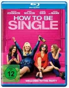 How To Be Single (Blu-ray), Blu-ray Disc
