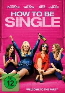 How To Be Single, DVD