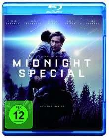 Midnight Special (Blu-ray), Blu-ray Disc