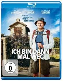 Ich bin dann mal weg (Blu-ray), Blu-ray Disc