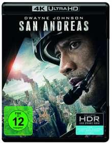San Andreas (Ultra HD Blu-ray), Ultra HD Blu-ray