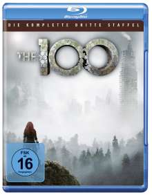 The 100 Staffel 3 (Blu-ray), 2 Blu-ray Discs