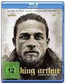 King Arthur: Legend of the Sword (Blu-ray), Blu-ray Disc