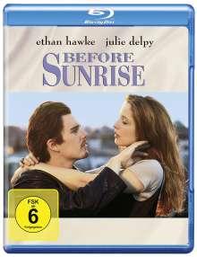Before Sunrise (Blu-ray), Blu-ray Disc