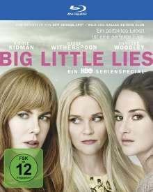 Big Little Lies Staffel 1 (Blu-ray), 2 Blu-ray Discs