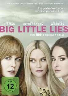 Big Little Lies Staffel 1, 2 DVDs