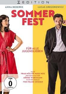 Sommerfest, DVD